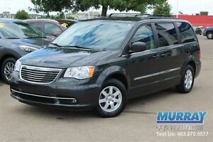 2012 Chrysler Town & Country STOW 'N' GO 2ND & 3RD ROWS | REAR V