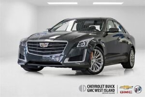 2015 Cadillac CTS LUXURY AWD EXCLUSIF 2.9 % 60 MOIS