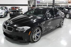 2012 BMW M5 ONT CAR CLEAN CARPROOF