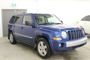 2010 Jeep Patriot Limited - PST Paid| Accident free| Leather| AW