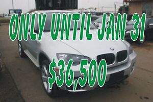 2012 BMW X6 xDrive35i AWD, LEATHER, SUNROOF LOADED