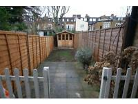 BRAND NEW TWO DOUBLE BEDROOM, TWO BATHROOM GARDEN FLAT.