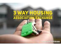 3 way housing association exchange