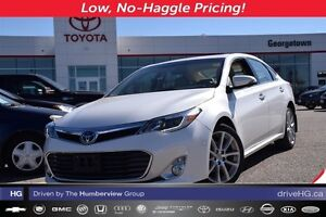 2015 Toyota Avalon One owner fully equipped and priced to sell!