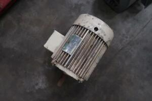 LINCOLN ELECTRIC 7.5 Hp Industrial Electric Motor