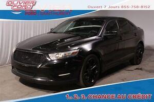 2013 Ford Taurus SHO AWD CAMÉRA MAGS BAS KM CUIR NAV TOIT BLUETO