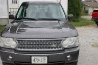 2006 Land Rover Range Rover This is a recent trade in Call the d