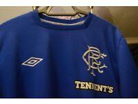 Rangers Football Shirt Home 2012 - 2013 L Large
