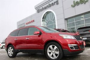 2014 Chevrolet Traverse LTZ *ALL WHEEL DRIVE*