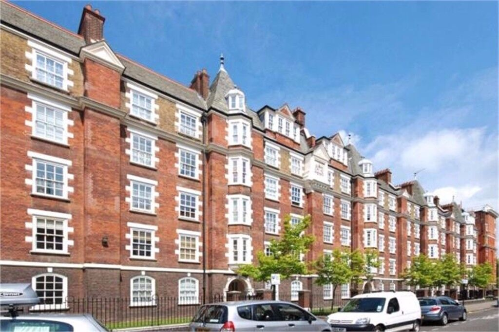 *NW8* A Newly-Decorated Bright & Airy 1st Floor Flat W/lift Set Within A Popular Mansion Block!