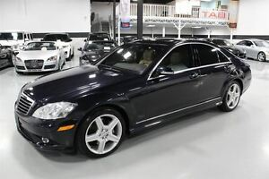 2009 Mercedes-Benz S-Class S450 4-MATIC AMG | NIGHT VISION