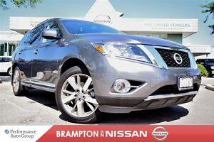 2015 Nissan Pathfinder Platinum *DVD, Panoramic Sunroof, Navigat