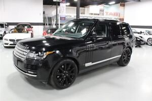 2014 Land Rover Range Rover Supercharged | Local Car | DVDs