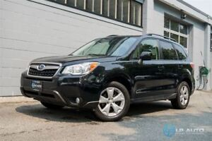 2014 Subaru Forester 2.5i Touring Package! Easy Approvals!