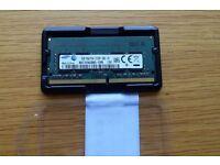 Samsung 8GB DDR4 RAM for laptops