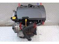 RENAULT CLIO II MODUS D4F 740 1.2 16V ENGINE 43,000