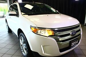2014 Ford Edge SEL*LOW MILEAGE*LTHR*PANO ROOF