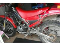 250 gas gas bike
