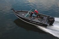 2015 Lund Boat Co FURY 1625 XL SPORT
