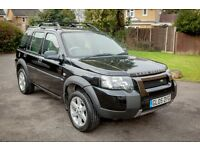 Land Rover Freelander 2.0 TD4 SE Station Wagon 5dr Automatic Diesel