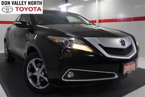 2010 Acura ZDX AWD Sunroof Btooth BU Cam Lther Seats