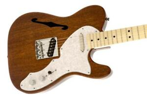 Classic Vibe Telecaster® Thinline, Maple Fingerboard, Natural *neuve 0303035521