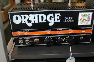 Amplificateur Orange Dark Terror Chaudière-Appalaches Preview