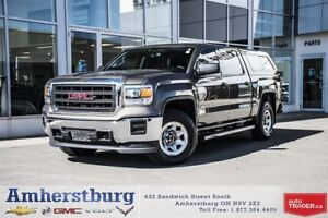 2014 GMC Sierra  1500 4WD - ONE OWNER, COLOUR TOUCH SCREEN!