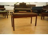 Second hand duet piano bench