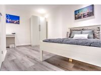Newly refurbished ensuite double room close to Elephant & Castle Station