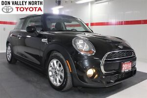 2014 MINI Cooper Cooper S Sunroof Btooth Lther Seats