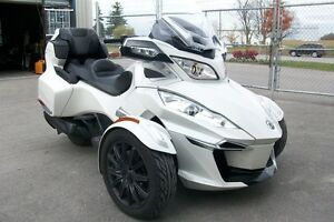 2014 Can-Am Spyder RT-S SE6 RTS SE6 SEMI AUTO