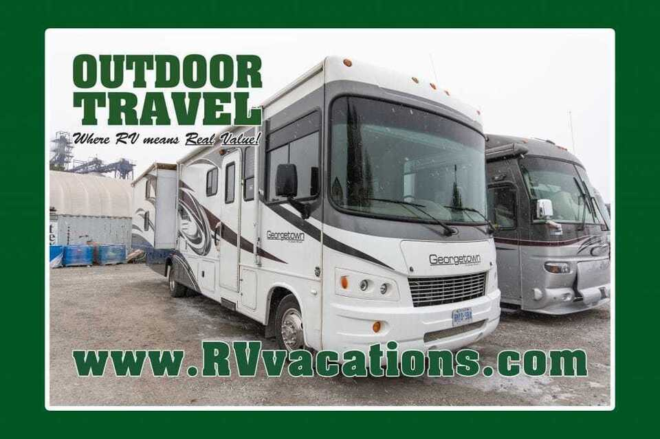 2012 Forest River Georgetown 351ds Rvs Amp Motorhomes