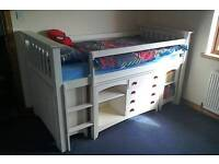 Cabin bed (M&S Hastings Sleep Station)