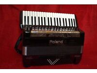 Accordion Roland FR 8X