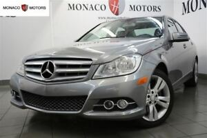2013 Mercedes-Benz C-Class C300 4MATIC PREMIUM 1 PKG BT AC HEATE