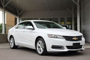 2015 Chevrolet Impala LT Sedan 2LT package 3.6L V6 Local Trade