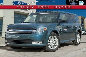 2016 Ford Flex FORD COMPANY DEMO, PANROOF, LTHR, LOW KM'S!