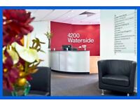 Birmingham - B37 7YN, Virtual office at 4200 Waterside Centre