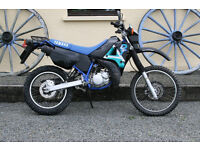 YAMAHA DT 125 R ONLY 10703 MILES DTRE 1992 IN EXCELLENT ORIGINAL CONDITION DTR