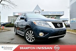 2014 Nissan Pathfinder SL *7 Passenger, Leather, Heated seats*
