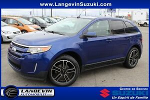 2013 Ford Edge SEL/DÉCOR/ECOBOOST