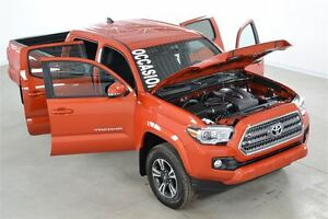 2017 Toyota Tacoma 4x4 TRD Off Road Navigation+Camera de Recul