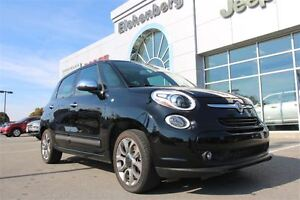 2015 Fiat 500L Lounge *NAV/SUNROOF/LEATHER*