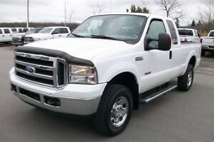 2005 Ford F-250 DIESEL XLT EXT CAB SHORTBOX 4X4