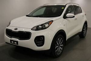 2017 Kia Sportage EX|AWD|Heated Seats|Rear View Cam