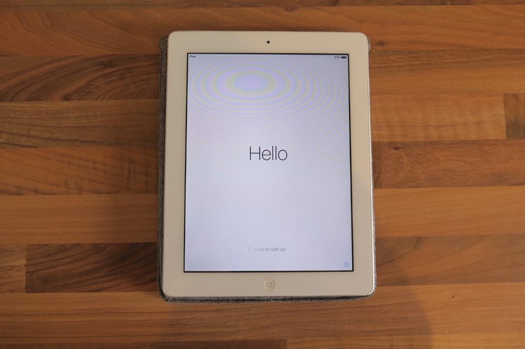 iPad 2 64gb white
