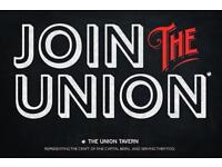 Bar Supervisor - Union Tavern