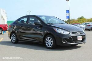 2013 Hyundai Accent GL! Heated Seats! A/C! $69 BI-WEEKLY!