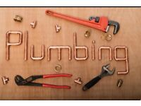 PLUMBER available for small jobs